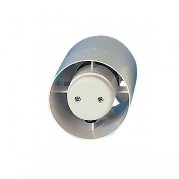 Manrose 100mm In-Line Shower Extractor Fan