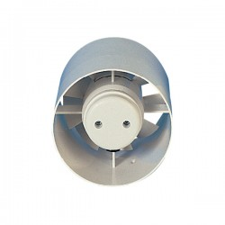 Manrose 120mm In-Line Shower Extractor Fan