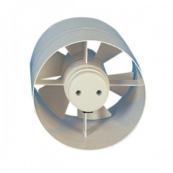 Manrose 150mm In-Line Shower Extractor Fan