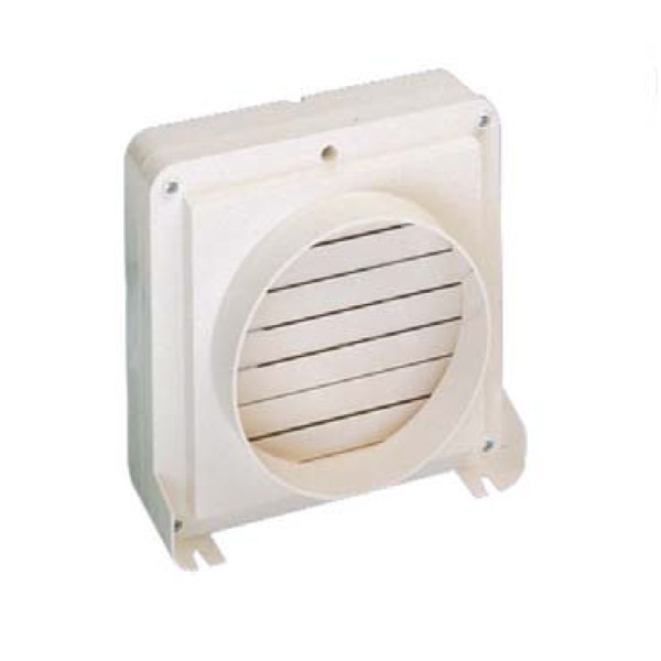 Manrose 150mm Automatic Shutter In Line Extractor Fan At Ukes