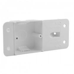Click StudBox 1 Gang Back Box with 120-600mm Centres