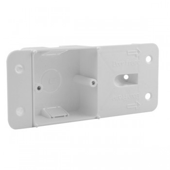 Click StudBox 1 Gang Back Box with 120-600mm Centres
