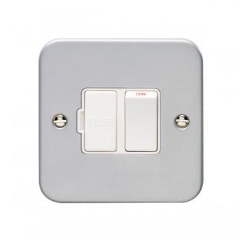 Eurolite Metal Clad 13A Switched Fuse Connection Unit