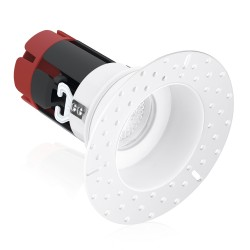 Aurora Lighting m10 8.5W 2700K Dimmable Trimless Fixed LED Downlight