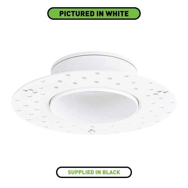 Aurora lighting black ip65 trimless bezel for m10 led downlights at aurora lighting black ip65 trimless bezel for m10 led downlights cheapraybanclubmaster Image collections