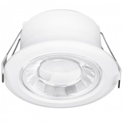 Aurora Lighting Spryte 10W Warm White Dimmable Fixed High Output LED Downlight
