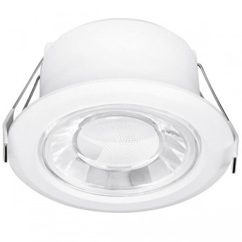 Enlite Spryte 10W Warm White Dimmable Fixed High Output LED Downlight