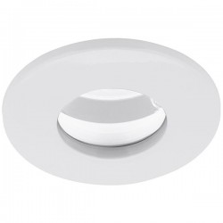 Enlite EDLM IP65 50W Fixed GU10 White Cast Aluminium Spring Clip Downlight
