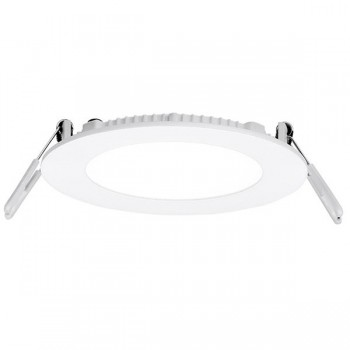 Aurora Lighting Slim-Fit 6W Cool White Dimmable Fixed LED Downlight