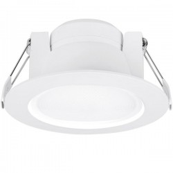 Aurora Lighting Uni-Fit 10W Cool White Dimmable Fixed LED Downlight