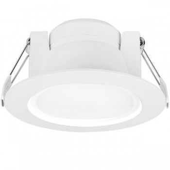 Enlite Uni-Fit 10W Cool White Dimmable Fixed LED Downlight