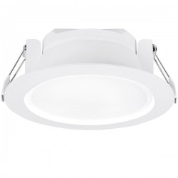 Aurora Lighting Uni-Fit 15W Cool White Dimmable Fixed LED Downlight