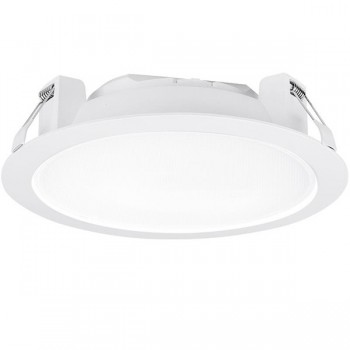 Aurora Lighting Uni-Fit 25W Cool White Dimmable Fixed LED Downlight