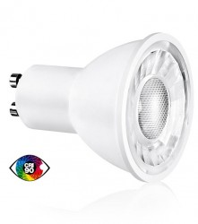 Aurora Lighting Ice+ 5W 3000K Dimmable GU10 LED Spotlight