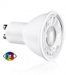 Enlite Ice+ 5W 3000K Non-Dimmable GU10 LED Spotlight