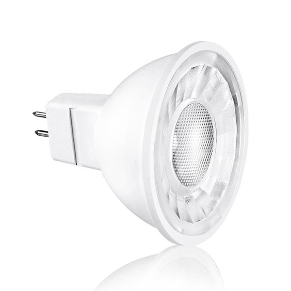 Mr16 Dimmable Led Uk: Enlite Ice 5W 4000K Non-Dimmable MR16 LED Spotlight With