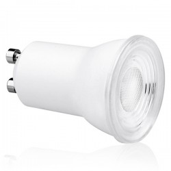 Aurora Lighting Ice 4W 3000K Non-Dimmable GU10 LED MR11 Spotlight