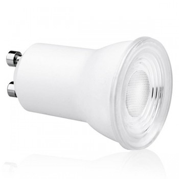 Aurora Lighting Ice 4W 4000K Non-Dimmable GU10 LED MR11 Spotlight