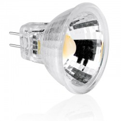 Aurora Lighting Ice 1.6W 3000K Non-Dimmable MR11 LED Spotlight