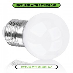 Enlite E360 3W 2700K Non-Dimmable E14 LED Golf Ball Bulb