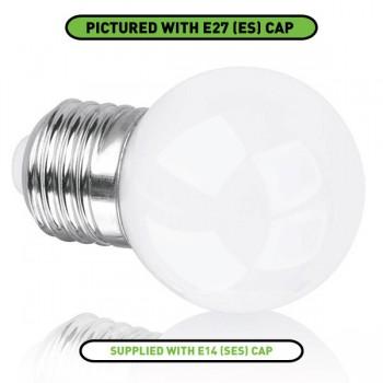 Enlite E360 3W 2700K Non-Dimmable E14 LED Golf Ball Bulb