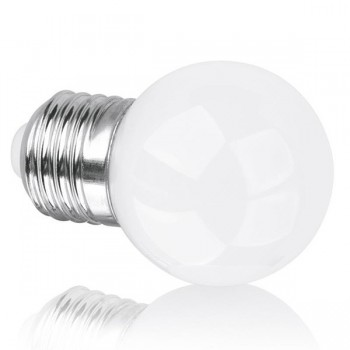 Enlite E360 3W 2700K Non-Dimmable E27 LED Golf Ball Bulb