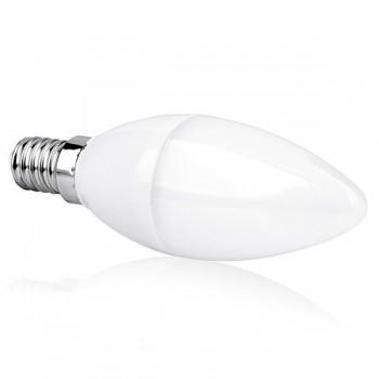 Enlite EDim 5W 2700K Dimmable E14 LED Candle Bulb