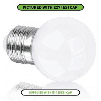 Enlite EDim 5W 2700K Dimmable E14 LED Golf Ball Bulb