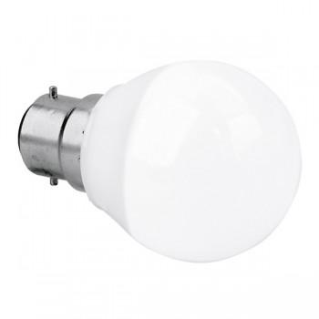 Aurora Lighting EDim 5W 2700K Dimmable B22 LED Golf Ball Bulb
