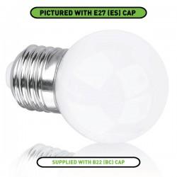 Enlite EDim 5W 2700K Dimmable B22 LED Golf Ball Bulb
