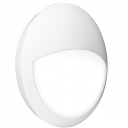 Enlite 300mm White Eyelid Bezel for Orbital Bulkheads
