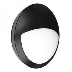 Aurora Lighting 360mm Black Eyelid Bezel for Orbital Bulkheads