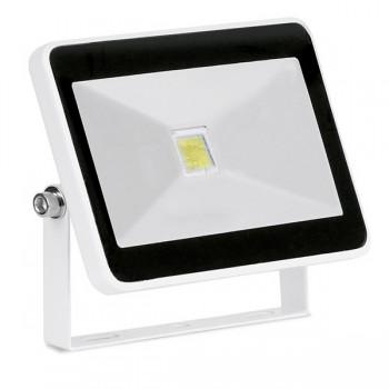 Enlite QuaZar 10W 4000K White Driverless LED Floodlight