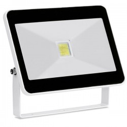 Enlite QuaZar 30W 4000K White Driverless LED Floodlight