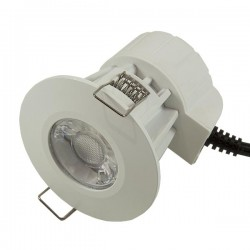 Bell Lighting Eco FirestayLED 7W Colour Switching Dimmable Fixed Downlight