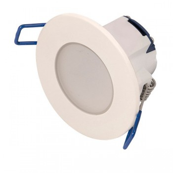Ovia Pico 5.5W 4000K Dimmable White Fixed LED Downlight