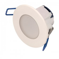 Click Ovia Inceptor Pico 5.5W Warm White Dimmable White Fixed LED Downlight