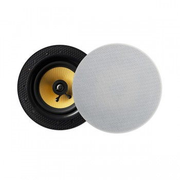 Lithe Audio Bluetooth and Passive Ceiling Speaker Pair