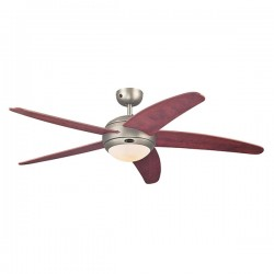 Westinghouse Bendan 52 Inch Dark Pewter Ceiling Fan with Applewood Blades