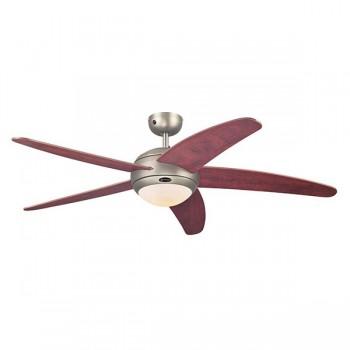 Westinghouse Bendan 52 Inch Dark Pewter Ceiling Fan with Applewood Blades
