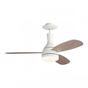 Westinghouse Cumulus 48 Inch White Ceiling Fan with White and White Washed Pine Blades