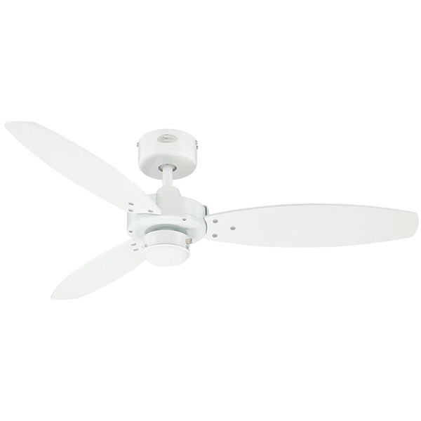 Westinghouse Jet Ii 42 Inch White Ceiling Fan With And Light Maple Blades