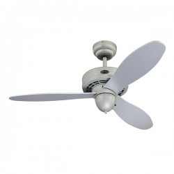 Westinghouse Airplane 42 Inch Silver Ceiling Fan