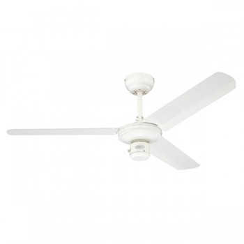 Westinghouse Industrial 48 Inch White Ceiling Fan