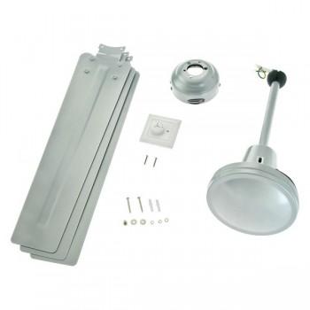 Westinghouse Industrial 56 Inch Silver Ceiling Fan