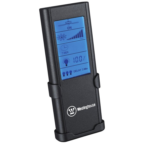Westinghouse Four Speed Radio Frequency Remote Control with Touchscreen