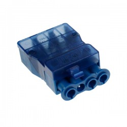 Click Flow CT203M 20A 4 Pin Fast-Fit Male Connector