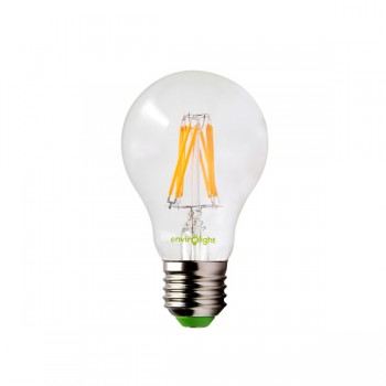 Envirolight Filament 8W Warm White Dimmable E27 LED GLS