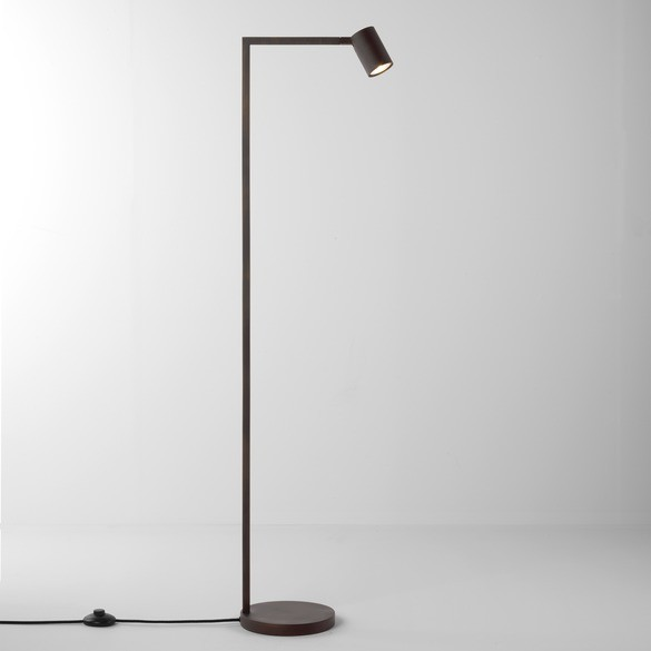 Astro Ascoli Bronze Floor Lamp at UK Electrical Supplies.