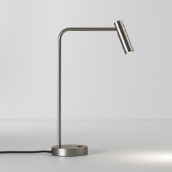 Astro Enna Matt Nickel LED Desk Lamp